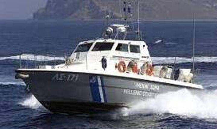 Τρεις αγνοούμενοι μετανάστες σε ναυάγιο στη Λέσβο - Σε εξέλιξη επιχείρηση διάσωσης από το Λιμενικό