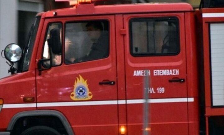 Υπό έλεγχο η πυρκαγιά που ξέσπασε το πρωί της Παρασκευής στην Κηφισιά