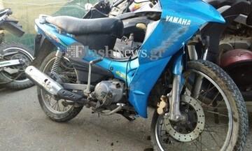 Τραγωδία στην Κρήτη: 18χρονος μοτοσικλετιστής έχασε τη ζωή του σε τροχαίο (pic)