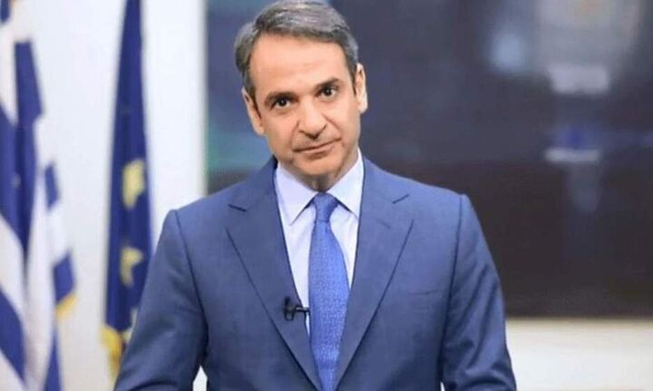 Κυρ. Μητσοτάκης: Ο Στέφανος Ντούσκος μας γέμισε χαρά και υπερηφάνεια
