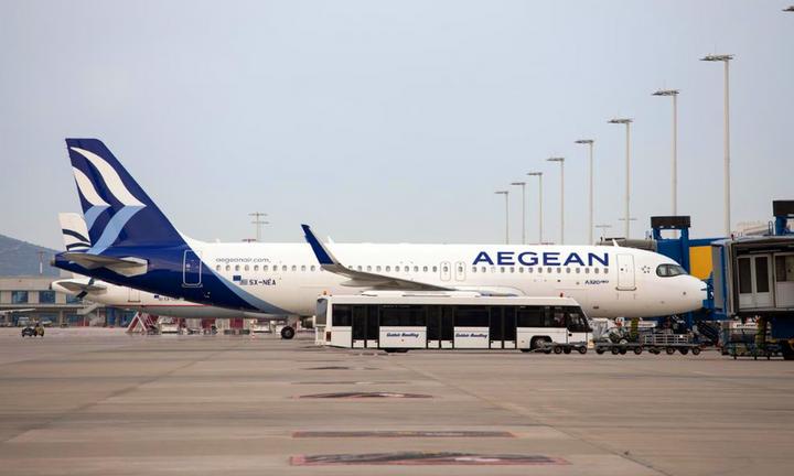 AEGEAN: Παρέλαβε το αεροσκάφοςΑ321neo - Πρώτη δοκιμαστική πτήση με βιώσιμα καύσιμα