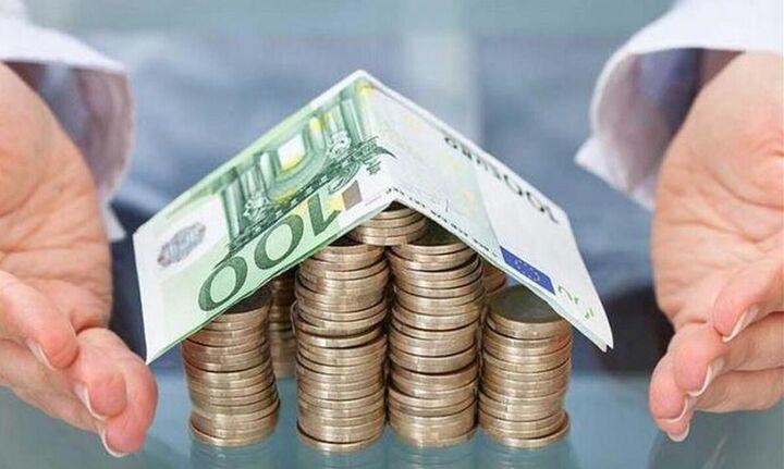 Πίστωση 103,4 εκατ. ευρώ σε ιδιοκτήτες ακινήτων για μειωμένα μισθώματα