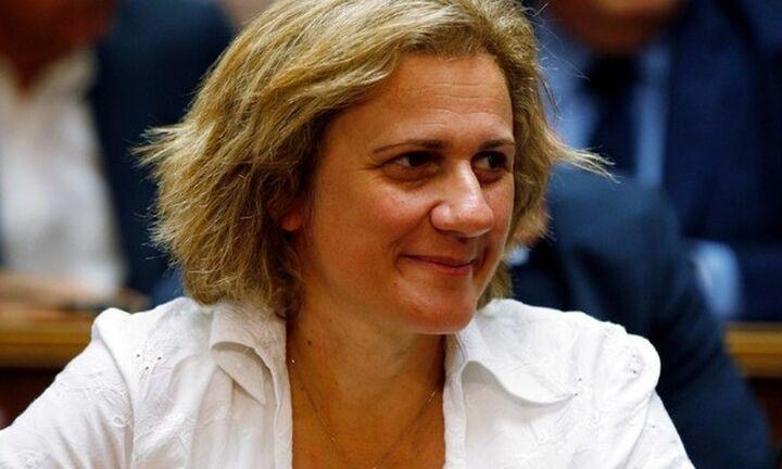 Η πρώην βουλευτής Μαρία Ελένη Σούκουλη-Βιλιάλη σύμβουλος του πρωθυπουργού σε θέματα Χωροταξίας