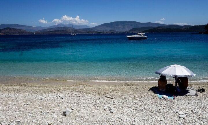 Ο Ιούλιος ο πιο θερμός της δεκαετίας για τα νησιά του Αιγαίου