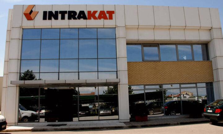 Intrakat: Αλλαγή επωνυμίας
