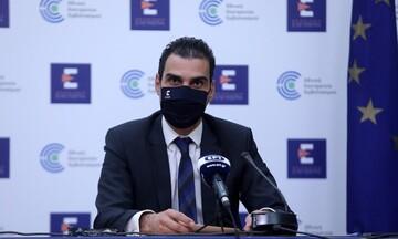 Μ. Θεμιστοκλέους: Κινητά συνεργεία για τον κατ' οίκον εμβολιασμό πολιτών απομακρυσμένων περιοχών
