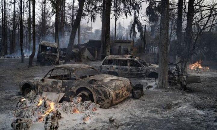 Περιφέρεια Αττικής: Σύσκεψη αύριο, για τα μέτρα στήριξης των πληγέντων από την πυρκαγιά
