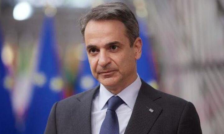 Κ.Μητσοτάκης για Κ.Μίχαλο: Άφησε το αποτύπωμα του στα δημόσια πράγματα και στις επιχειρήσεις