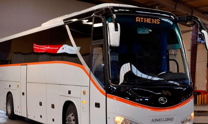 ΚΤΕΛ: Με παράκαμψη τα δρομολόγια από και προς Αθήνα