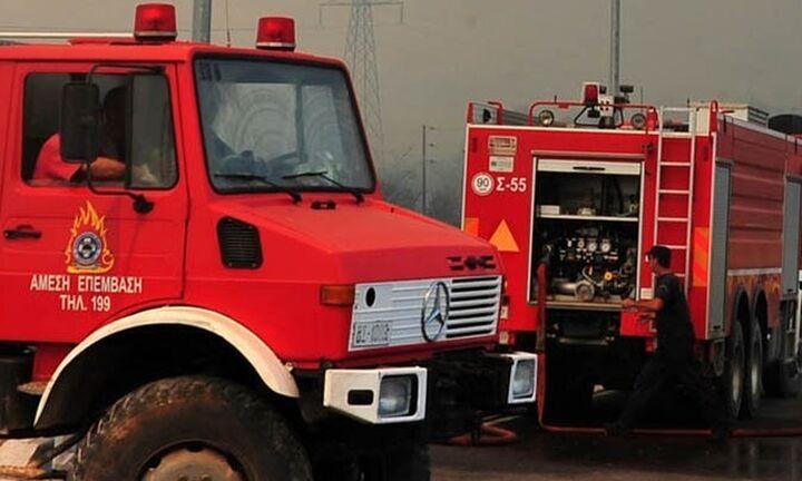 """Φωτιά: Σε διαθεσιμότητα ο ταξίαρχος που """"ζήτησε πολιτικό μέσο"""" για να στείλει βοήθεια"""