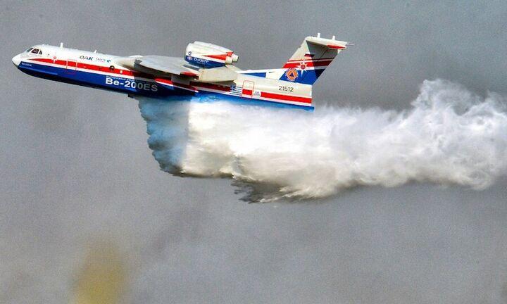 Η Ελλάδα ζήτησε από τη Ρωσία την αποστολή ενός ακόμη Beriev BE-200