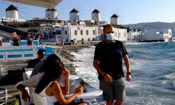 Πάνω από ένα εκατομμύριο οι αφίξεις τουριστών στα νησιά του Νοτίου Αιγαίου