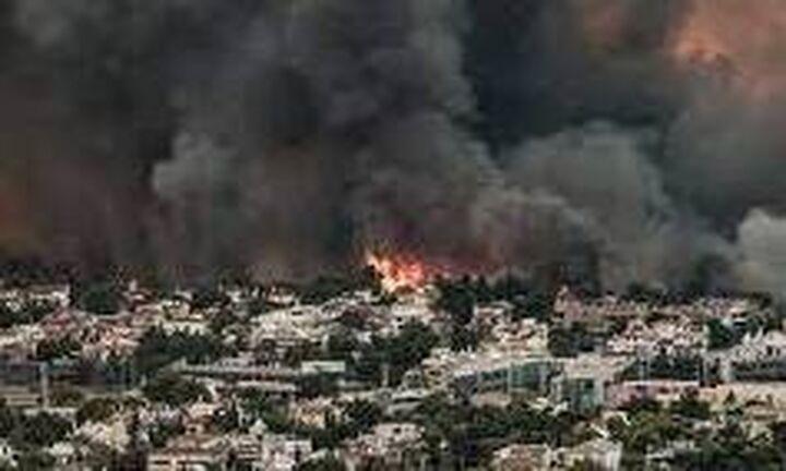 Εισαγγελική έρευνα για τις πυρκαγιές στην Αττική