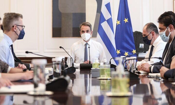 Κυρ. Μητσοτάκης: Σε τρία επίπεδα τα μέτρα για την στήριξη των πυρόπληκτων