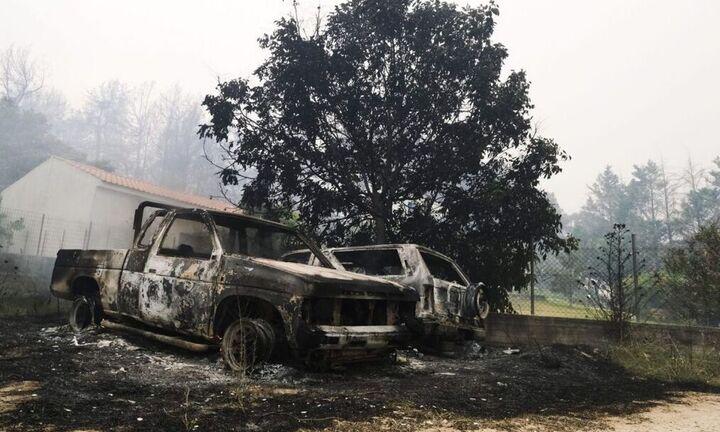 Απλούστευση και επιτάχυνση των διαδικασιών για τους ιδιοκτήτες οχημάτων που επλήγησαν από τις φωτιές