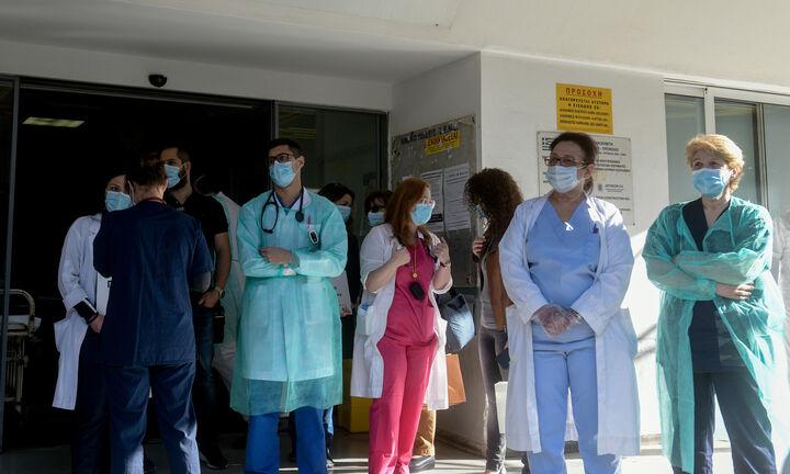 Αναστολή καθηκόντων από την 1η Σεπτεμβρίου για ανεμβολίαστους εργαζόμενους στην Υγεία