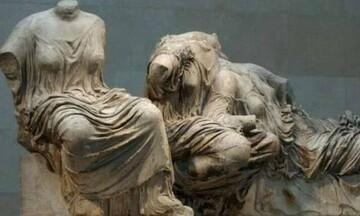 Λ. Μενδώνη:Επικίνδυνες οι συνθήκες έκθεσης των Γλυπτών του Παρθενώνα στο Βρετανικό Μουσείο