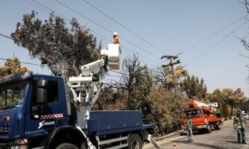 ΔΕΔΔΗΕ: 16 χωριά χωρίς ηλεκτρικό ρεύμα στη Γορτυνία