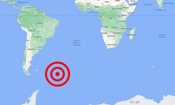 Νέος μεγάλος σεισμός 6,9 ρίχτερ συγκλόνισε τα Νησιά Σάντουιτς