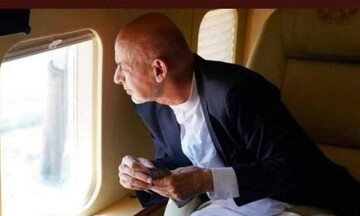 Αφγανιστάν: Ο... έντρομος πρόεδρος εγκατέλειψε την Καμπούλ με 4 οχήματα και ελικόπτερο γεμάτο λεφτά