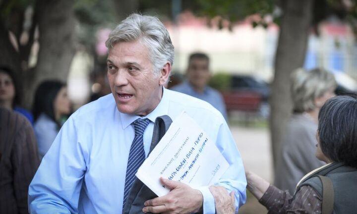Δήμαρχος Μάνδρας: Υπάρχουν ενδείξεις για εμπρησμό