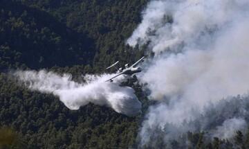 Πυρκαγιά στα Βίλια: Ανεξέλεγκτη η πύρινη λαίλαπα - Εκκενώθηκαν πέντε οικισμοί