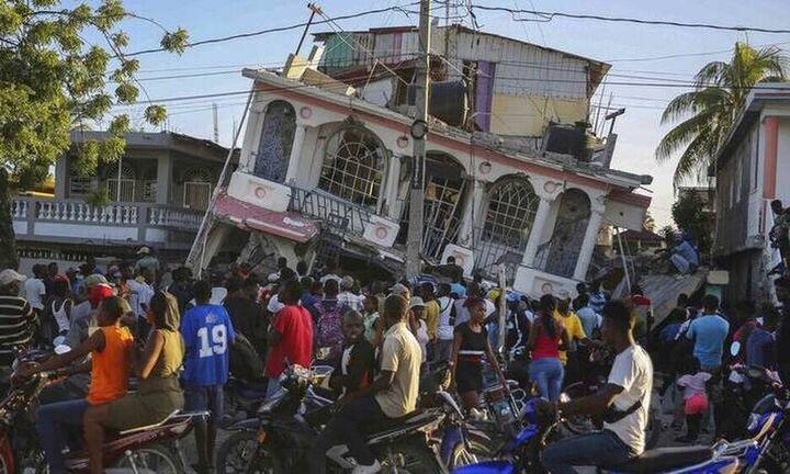 Αϊτή: Μετά τον φονικό σεισμό «χτύπησαν» οι πλημμύρες - Στους 1.419 έφτασαν οι νεκροί