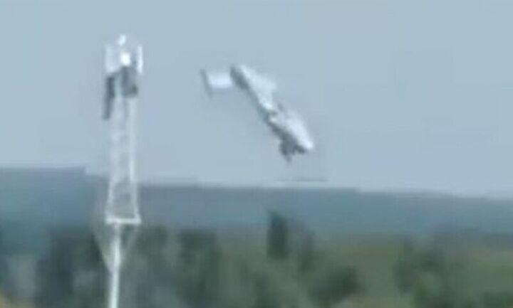 Ρωσία: Συντριβή πρότυπου στρατιωτικού αεροσκάφους στη δοκιμαστική πτήση - Αναφορές για τρεις νεκρούς