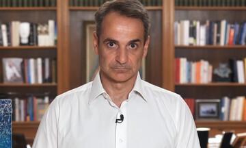 Κυρ. Μητσοτάκης: Σύσκεψη για την ανασυγκρότηση της Β. Εύβοιας με τη συμμετοχή του Σταύρου Μπένου
