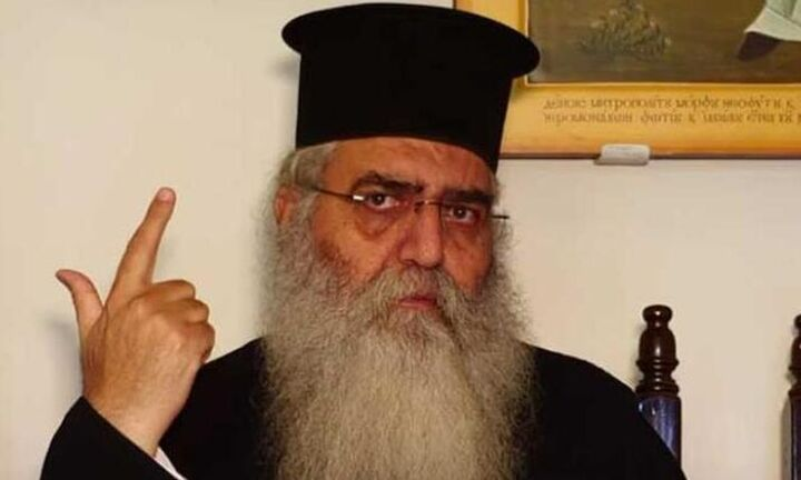Κύπρος: Θετικός στονκορωνοϊό ο «αρνητής» μητροπολίτης Μόρφου Νεόφυτος - Δεν θα εμβολιαστεί