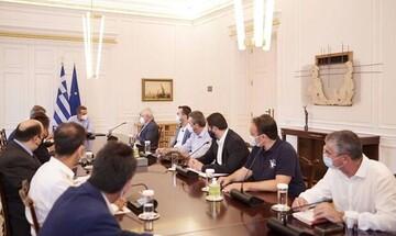 Περιφέρεια Στερεάς Ελλάδας: Τα επτά σημεία για την ανασυγκρότηση της Βόρειας Εύβοιας
