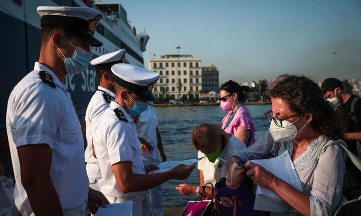 Πλακιωτάκης: Στόχος να μην χαλαρώσουν οι έλεγχοι στα λιμάνια