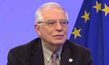 Μπορέλ: Κοινή προσέγγιση της ΕΕ και αλληλεγγύη στα κράτη - μέλη για το μεταναστευτικό