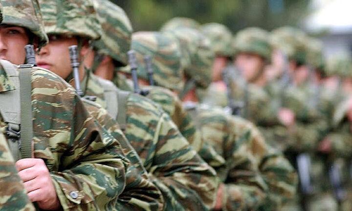 Στρατός Ξηράς: Έως 19 Σεπτεμβρίου η προθεσµία υποβολής δικαιολογητικών για πρόσληψη ΟΒΑ