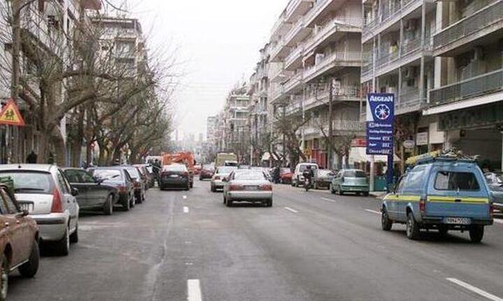 Θεσσαλονίκη: Kλειστή για δύο μέρες η Αγίου Δημητρίου λόγω ασφαλτόστρωσης