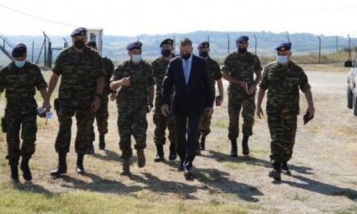 Στον Έβρο την Παρασκευή οι υπουργοί Εθνικής Άμυνας και Προστασίας του Πολίτη