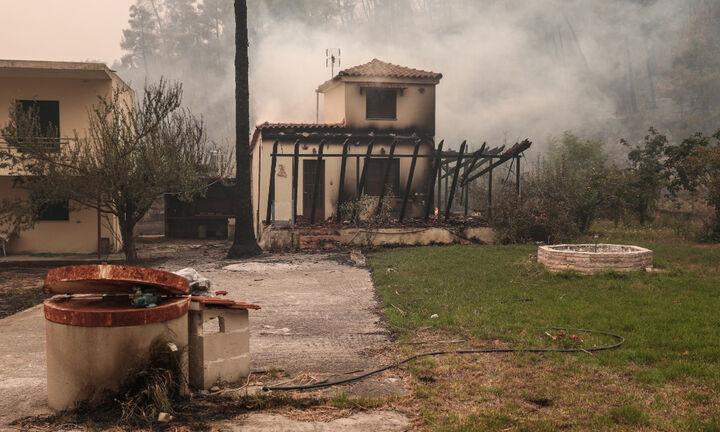 ΑΑΔΕ: 462 πυρόπληκτοι έχουν υποβάλει αιτήσεις αποζημίωσης στο arogi.gov.gr