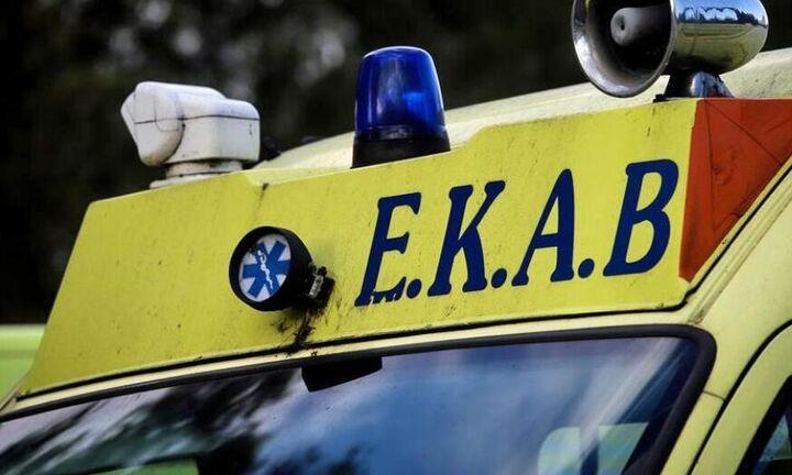 Θεσσαλονίκη: «Βουτιά» θανάτου από τον τρίτο όροφο για 46χρονος