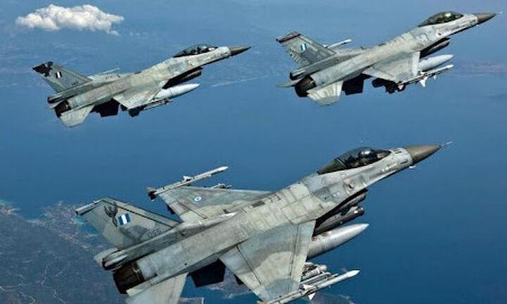 Πολεμική Αεροπορία: Παράταση έως 19/09 για αιτήσεις ανακατάταξης οπλιτών και επανακατάταξης εφέδρων