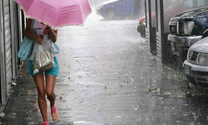 ΕΜΥ: Έκτακτο δελτίο επιδείνωσης καιρού - Έρχονται καταιγίδες και χαλάζι το Σαββατοκύριακο