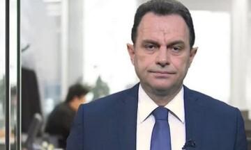 Γ. Γεωργαντάς: Στα 6 εκατ. οι εμβολιασμένοι έως το τέλος Αυγούστου