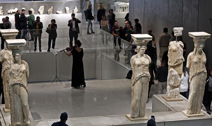 ΕΛΣΤΑΤ: Κατακόρυφη πτώση 89,4% στους επισκέπτες των μουσείων το πρώτο τετράμηνο