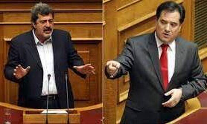 Αδ. Γεωργιάδης: Ο Πολάκης μου πρότεινε φάρμακο για άλογα και αγελάδες