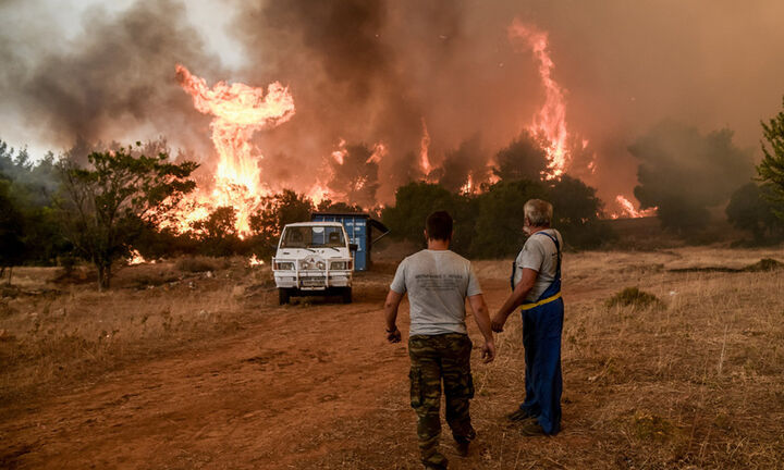 Πυρκαγιά στα Βίλια: Η «προφητική» επιστολή λίγο πριν τη μεγάλη καταστροφή