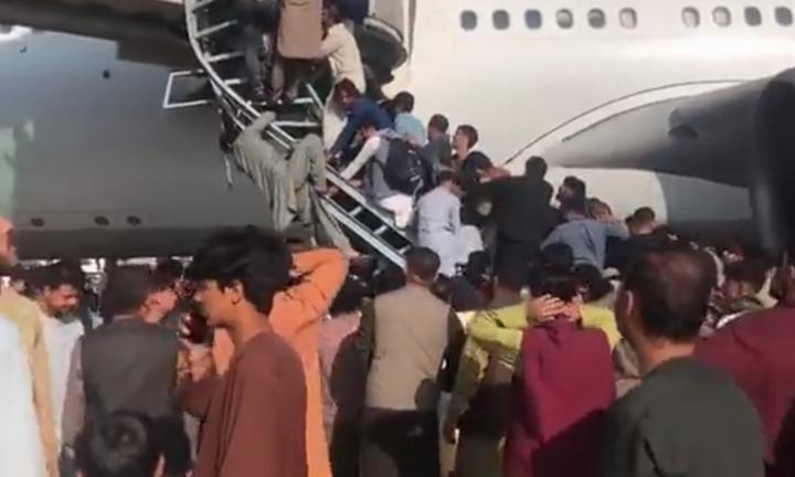 Ταλιμπάν προς ΗΠΑ: Φεύγετε στις 31 Αυγούστου – Καμία παράταση