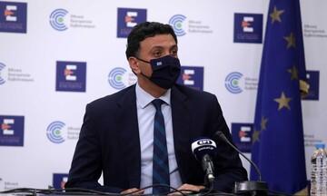 Β. Κικίλιας: Μάσκα σε όλους τους κλειστούς χώρους - Όλα τα μέτρα που θα ισχύσουν από 13 Σεπτεμβρίου
