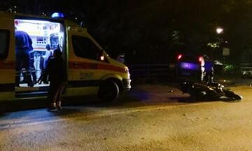 Νεκρός νεαρός οδηγός μοτοσικλέτας σε τροχαίο δυστύχημα στη Βάρκιζα