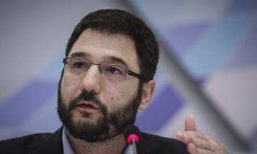 Νάσος Ηλιόπουλος: «Υπήρχε εντολή μη κατάσβεσης στην Εύβοια; Πρέπει να απαντήσει ο κ. Μητσοτάκης»