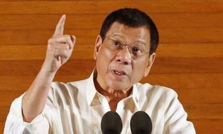 Φιλιππίνες: Ο Ντουέρτε δήλωσε πως θα διεκδικήσει... την αντιπροεδρία - Πολιτικό τέχνασμα;