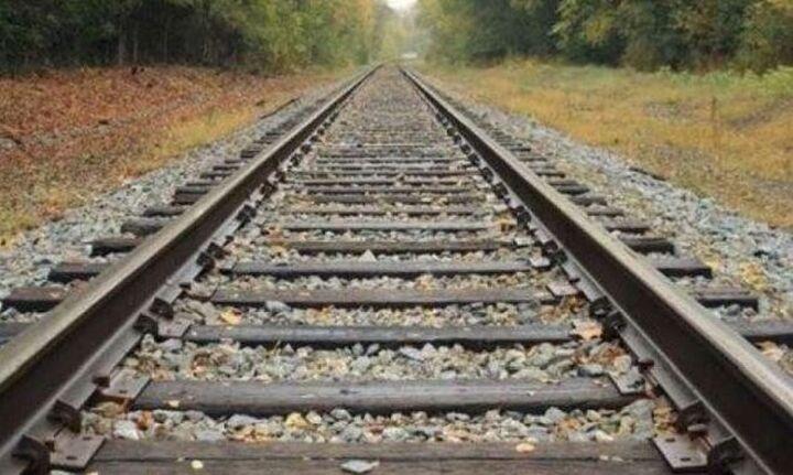 Τρένο που έκανε το δρομολόγιο Λάρισα - Βόλος παρέσυρε και σκότωσε 36χρονο βοσκό
